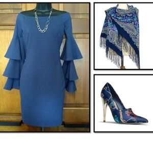 New!! Gianni Bini Off The Shoulder Dress